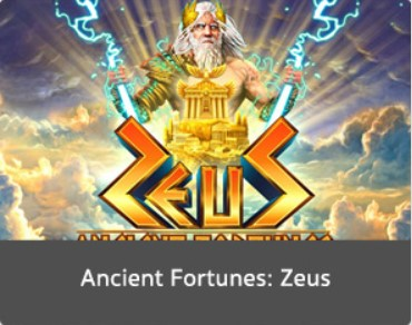 Ancient Forutens: Zeus | LuckyNiki