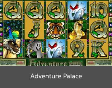 Adventure Palace | LuckyNiki