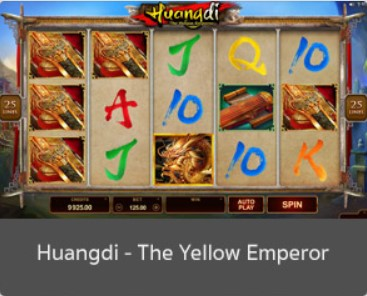 Huangdi – The yellow Emperor | LuckyNiki
